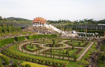 Парк в тайланде нонг нуч