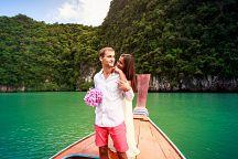 Таиланд стал лучшим местом для романтического отдыха