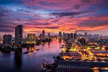 Бангкок признали лучшим направлением для отдыха в Азиатско-Тихоокеанском регионе