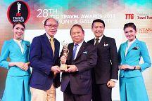 Таиланд получил почетные награды TTG Travel Awards