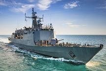 International Fleet Reviews 2017 — парад военных кораблей