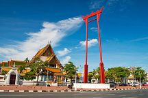 Гигантские Качели в Бангкоке закрыты на ремонт