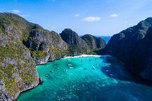 Пляж Майя Бэй занял 11 место в мире по красоте