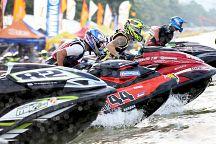 Адреналиновые гонки на гидроциклах  Jet Ski World Cup 2017