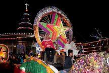 Рождественский парад в провинции Саконнакхон