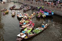 Бангкок приглашает посетить обновленную «Венецию Востока»