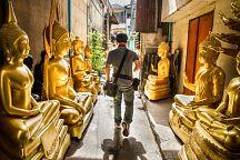 Таиланд выручит от туризма 15,56 миллиарда батов за 5 дней