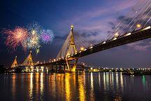 Пять регионов Таиланда, где можно весело встретить Новый год