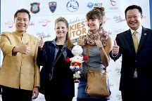 К концу декабря 2017 года Таиланд посетили 35 миллионов человек