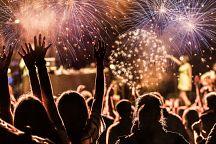 Новый год в Бангкоке встретили 780 000 туристов