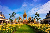 В Бангкоке начали демонтаж Королевского крематория