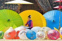 В Чиангмае состоится ежегодный Фестиваль зонтиков