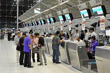 Тайским аэропортам увеличат пропускную способность
