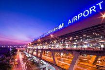 Аэропорт Суварнабхуми будет расширяться