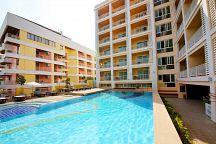 Ремонтные работы возле отеля Best Bella Pattaya