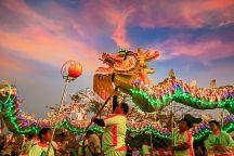 Туристы из Китая отметят Новый год в Бангкоке