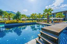 Новый корпус и ресторан в отеле The Sands Khao Lak