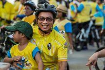 Семейный велоуикенд пройдет на Самуи
