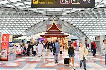 Железная дорога соединит три аэропорта Таиланда