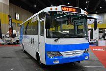 Новый автобусный маршрут запустили на Пхукете