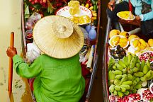 В Таиланде появится еще один плавучий рынок