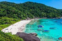 Власти ограничат посещение Симиланских островов туристами