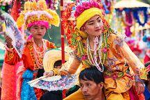 В провинции Мэхонгсон пройдет ритуал посвящения в монахи
