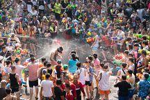 Фестивали в честь Сонгкрана проведут еще в 6 провинциях