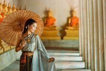 Тайцы встретят Сонгкран в национальных костюмах