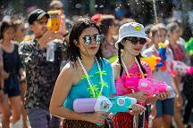 За первую неделю Сонгкрана Таиланд заработал полмиллиарда долларов