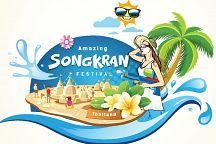 Thailand Water Festival 2015 станет частью маркетинговой кампании Discover Thainess