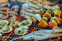 Фестиваль морепродуктов соcтоится в Паттайе