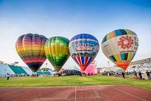 В Хат Яй состоялся Международный фестиваль воздушных шаров