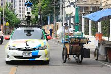 В Google Street View появятся подробные фотографии 12 новых туристических регионов Таиланда