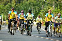 Масштабный велокросс состоится в провинции Пханг Нга