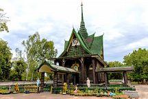 В Таиланде появился «храм Миллиона бутылок»
