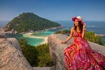 В первом квартале 2015 года туристический поток в Таиланд вырос на 23%