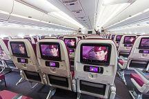 Пассажиры Thai Airways смогут смотреть ТВ-трансляции в полете