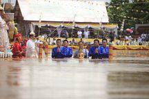 В городе Пхетчабун пройдет «купание Будды»
