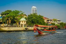 Бесплатные речные круизы запустили в Бангкоке