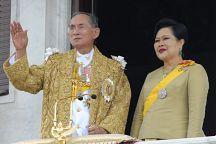 Таиланд празднует 65-летний юбилей бракосочетания Короля и Королевы