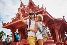 Туристов из Украины стало на 15% больше