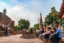 Таиланд становится всё популярнее у отдыхающих