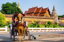 Аутентичный рынок появился в провинции Лампанг