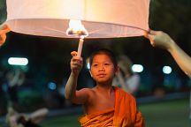 Фестиваль летающих фонариков пройдет в Чиангмае