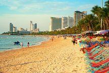 Пляж Паттайи реконструируют к туристическому сезону