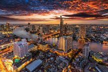 Бангкок вошел в ТОП-3 городов мира для туризма