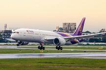 Тайские авиалинии запустили мобильное приложение