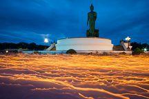 Таиланд готовится ко Дню рождения Будды