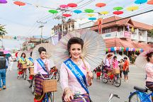 В окрестностях Чиангмая пройдет Фестиваль зонтиков